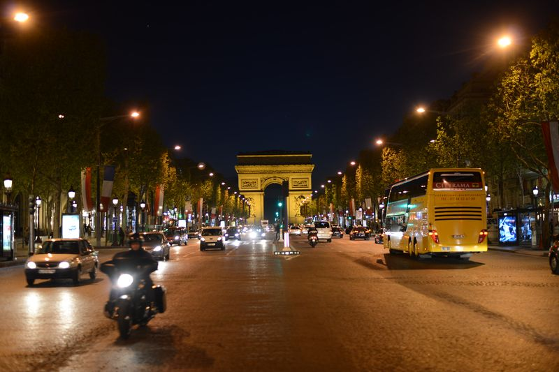 CHAMPS ELYSSES- PARIS-COOL PLACE-