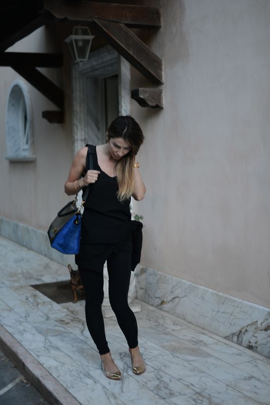 casa-forte dei marmi-celine-christian louboutin-easy style-evening time-