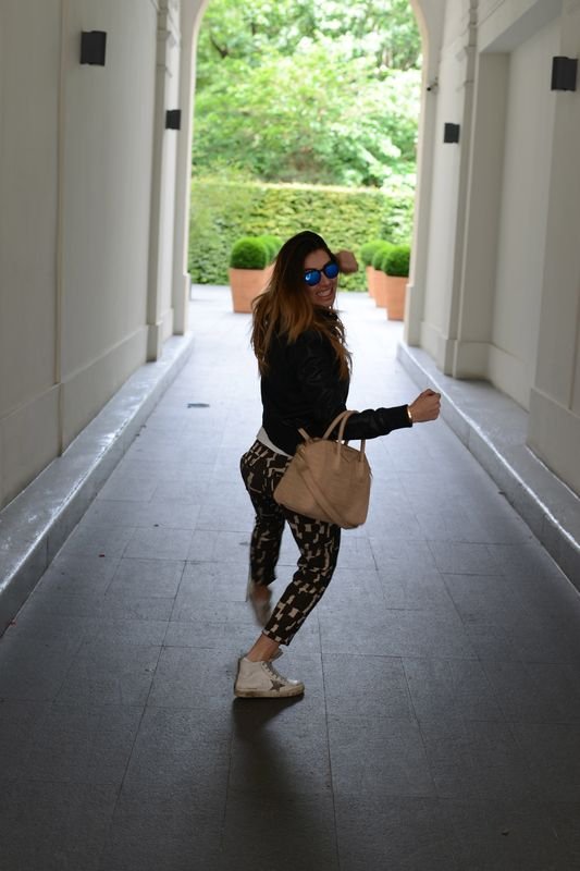 have fun-funny time- givenchy- spektre- golden goose- paris- house- travel -cool -blogger-fashion