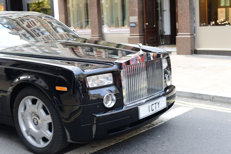 rools royce -instagram-car- london-