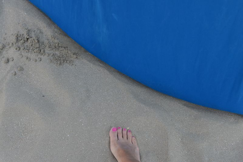 cool place- italian blogger- nails- rose- summer time- spiaggia-deauville- france- french blogger-