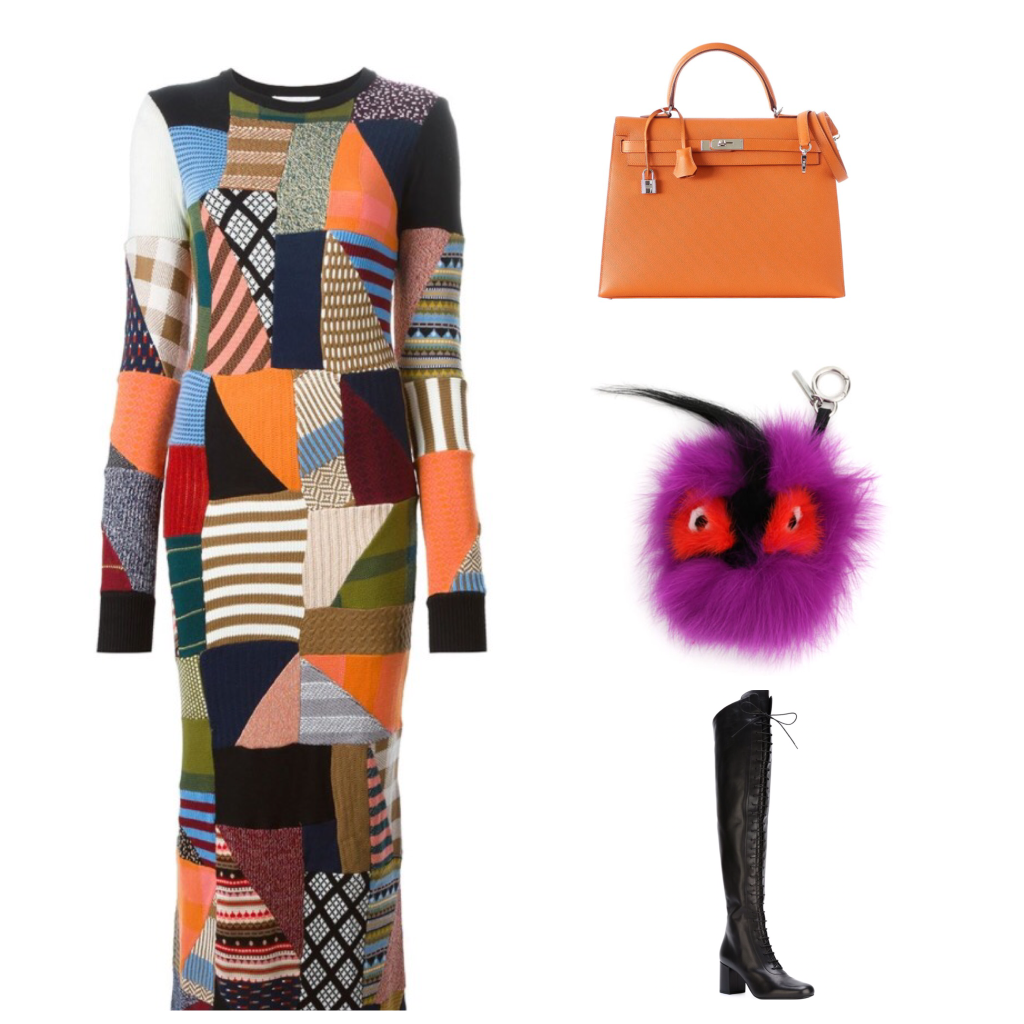 hermes , yves saint laurent , fendi , easyfashionstyle